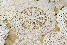 Crochet - Granny squares and doilies