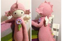 Crochet - Amigurumi and dolls