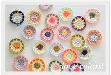 Crochet - Appliques