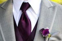 Men's Fashion / Laid back or gussied up, these pins exemplify the elegance and confidence of a man well dressed.