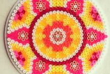 Pixels - cross stitch & Hama