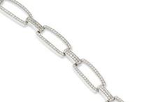 Sterling Silver Bracelets / Sterling Silver Bracelets From Gemologica (Online at Gemologica.com)
