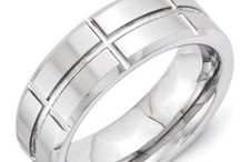 Mens Vitalium Rings Bands / Gemologica is proud to offer a discriminating selection of handsome men's vitalium rings and bands. Our vitalium rings are tastefully crafted, and provide exceptional quality. Vitalium is a patent pending composition material that is formulated to achieve a brilliant and white color close to white gold and platinum. Vitalium is a cobalt based material that is stronger than most other metals and very scratch resistant.