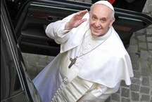 Pope Francis / To share all his awesome holiness!!!