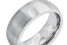 Mens Cobalt Rings / Gemologica is proud to offer a discriminating selection of handsome men's cobalt rings and bands. Our cobalt chrome rings are tastefully crafted, and provide exceptional quality. Cobalt is a composition material that is formulated to achieve a brilliant and white color close to platinum. Cobalt chrome is a material that is stronger than most other metals and very scratch resistant.