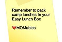 Lunchbox ideas / by Trish Hooper