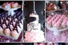 Color: Pink and Black Wedding / Pink and Black Wedding