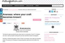 People's Chat / Check out what bloggers, people, media and the press have to say about Ananasa.com