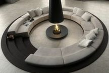 Creative Fireplaces / Express yourself through the beauty of the flame.