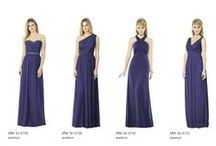 Bridesmaid Dresses / Different colors, styles, trend of bridesmaid dresses for your wedding.
