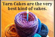 Yarnie Quotes & Pics / Craft quotes, knitting sayings, wooly inspiration