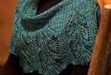 Knitting - Shawls of Awesome / Knitting patterns & pics for shawls