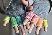 Knitting - Warm Hands / Knitting patterns & ideas for mittens, gloves and wrist warmers