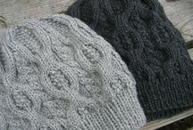 Knitting - Warm Heads / Knitting patterns for hats & ear bands