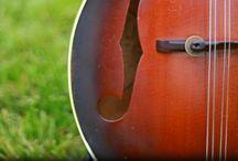 Music Bluegrass & the rest / Instruments, inspiratiob