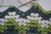 Crochet - Go Granny Go! / Granny Square Inspired Projects & Patterns