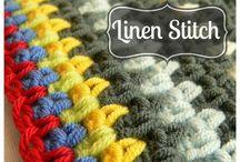 Crochet - Tutorials / Tutorials for crochet techniques