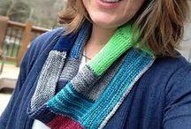 Mini Skein Madness / Mini skeins of sock yarn and pattern ideas