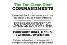 Eating clean makes you lean! / by Danielle Elise
