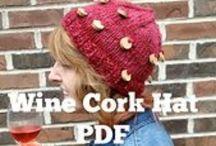 Wine Cork Crafts / Wine cork ideas