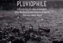 Rain lovely rain.....