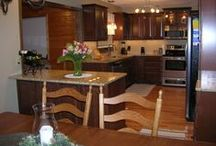 Kitchen Remodel / Exquisite kitchen remodels by NMC Exteriors & Remodeling!