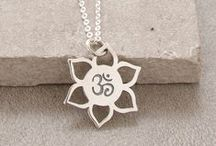 Spiritual Jewelry / Symbolic jewelry rooted in eastern philosophy.