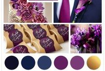 Theme: Wedding Color Swatches