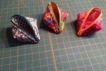 Tassen / Tassen, o.a. van patronen van Lazy Girl Designs