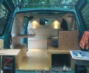Camper Van Renovation