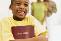 Children's Ministry Ideas / by Sheila Delaurier