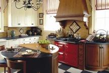 Kitchens / Cathy Erickson, The Stylish House. ~ Enjoying the fabulous ideas on Pinterest! / by The Stylish House