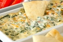 Recipes ~ Dips, Sauces, Dressings