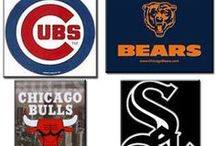 Chicago Sports / by Colleen Roback