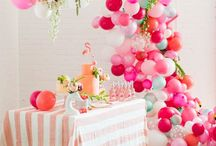 Birthday in Style / Birthday party inspiration