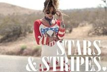 STARS & STRIPES / by Spell & the Gypsy Collective