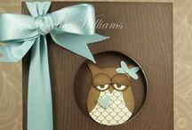 "CARDs - The Owl said ""Whooo Whooo"""