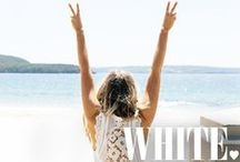 WHITE / by Spell & the Gypsy Collective