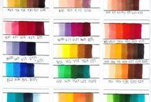 Blendabilities & Copics Color My World!