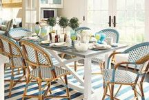 Dining Spaces / Everything from Nooks to Grand Dining Rooms