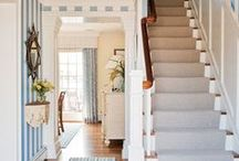 Foyers and Mudrooms