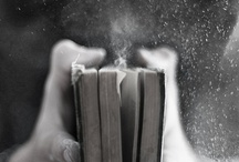 books & words / by Anna Hertzog