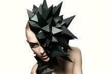 Creative hair style