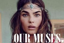 OUR MUSES / by Spell & the Gypsy Collective