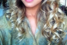 hair / by Shelley Scribner