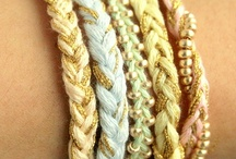 bead making jewelry / by Shelley Scribner