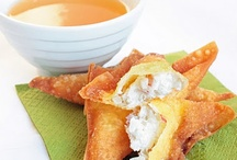 Recipes ~ Appetizers & Snacks