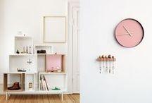 Rose / #pink #interiors #décoration #déco #home #decoration #maison #casa  #homedecor #design #art #architecture #packaging #pattern #motif #couleur #color #rose #pastel #pale