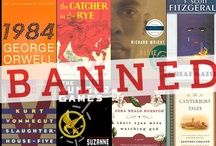 Banned Books Week / Celebrate the Freedom to Read. Banned Books Week is September 30-October 6. (http://www.ala.org/advocacy/banned)