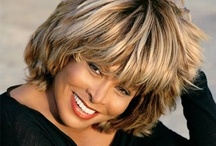 Tina Turner / by Ana Gavino